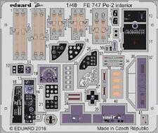 Eduard Zoom FE747 1/48 Petlyakov Pe-2 Zvezda