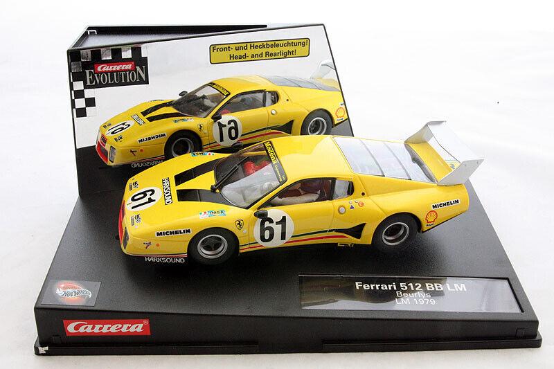 Ferrari 512 BB Beurlys LM 1979