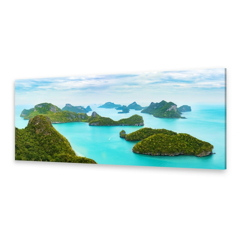 - Tela Immagini Immagine Parete stampa su canvas stampa d'arte Marine Park