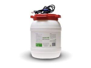 (74,19€/Stück) EMa-Fermenter 1 Stk.  6,4 Liter von Emiko zum Herstellen von EMa