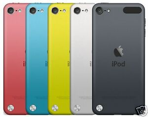 Apple-iPod-Touch-5th-Gen-16-32-64GB-Collection-of-Colors