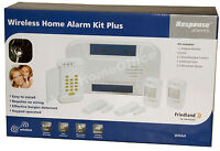 Friedland Wireless Burglar Intruder Alarm Includes x2 PIR Plus 2 Door Contacts
