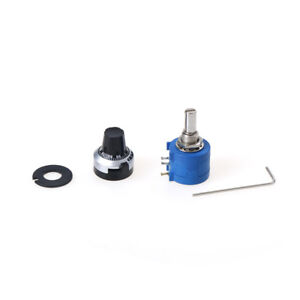 3590S-2-103L 10K Ohm Potentiometer With 10 Turns Counting Dial Rotary KnoOYJCAGE