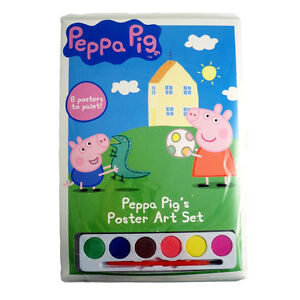 Peppa Pig 10pc Assorted Erasers Rubbers Multipack Back to School