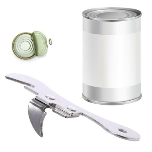 Beer Kitchen Tinplate Multi-functional Bottle Stainless Steel Can Opener