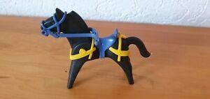 Playmobil-Figur-Pferd-zu-Ritter-Reiterhof-Western-Soldaten
