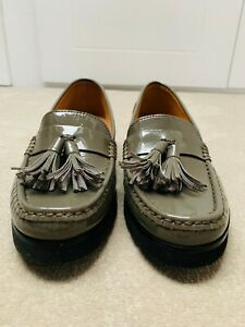 Brand-New-JONES-Grey-Brogues-Shoes-Size-38-5