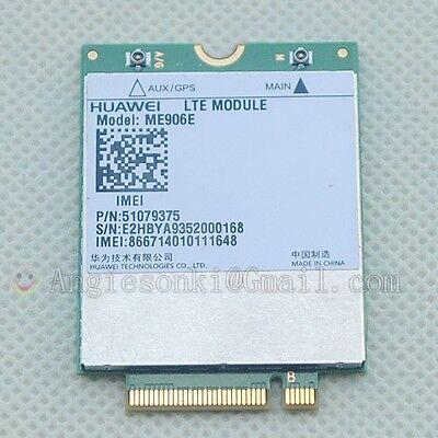 HUAWEI ME906E NGFF LTE/HSPA+ FDD 4G WWAN module Card For venue 11 pro