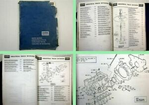 Clark-H500-GY-235-LPG-Gabelstapler-Ersatzteilkatalog-Parts-List-1970er-Jahre