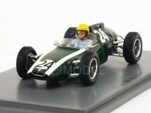 Cooper T60 Gp France 1962 Tony Maggs 1:43 Spark S4803