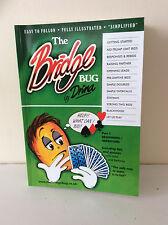 The Bridge Bug simplified Part 1 bridge book including Free novelty bidding pen