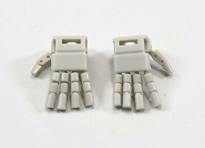 Transformers KFC Toys KP-13 MP28 Hot Rod white hands in Stock
