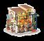 Indexbild 35 - DIY Bausatz für Miniatur Haus Bastelset Modellbau Puppenhaus Robotime Rolife