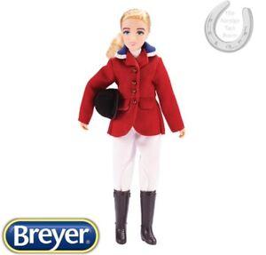 Breyer-Traditional-Brenda-Show-Jumper-8-Inch-Figure-1-9-scale