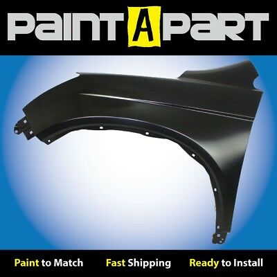 NEW 2007 2008 2009 2010 2011 Honda CRV CR-V Right Fender Painted HO1241171