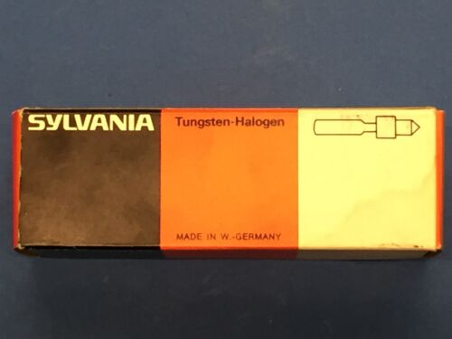 SYLVANIA Halogen Lampe E14 220-230V 250W 80mm Klar Flood L211 250Q//CL//E-225V