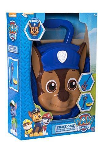 New Paw Patrol Chase Carry Case Playset