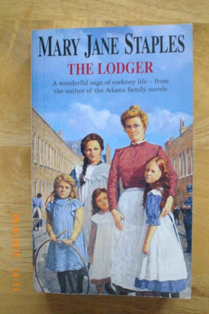 THE LODGER by  Mary Jane Staples ( Paperback Book )