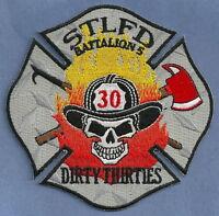 ST. LOUIS FIRE DEPARTMENT MISSOURI ENGINE COMPANY 30 PATCH