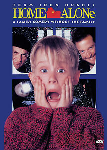 MOVIE POSTER 24x36 HOME ALONE CHRISTMAS 7565 WET BANDITS