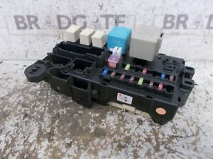 DAIHATSU SIRION 1.0 PETROL 2005-2015 FUSE BOX ... on