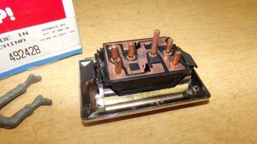 NEW Help 49242B GM Power Window Switch *Free Shipping*
