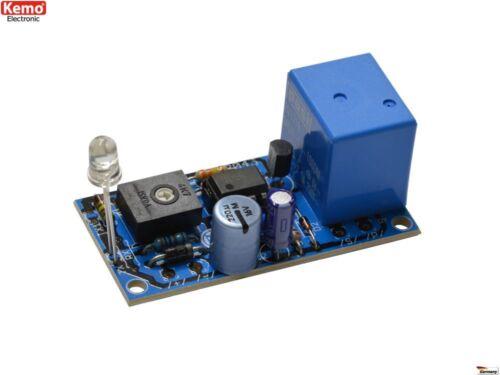 KEMO B045 Lichtschranke 12V/DC Bausatz - Dämmerungsschalter