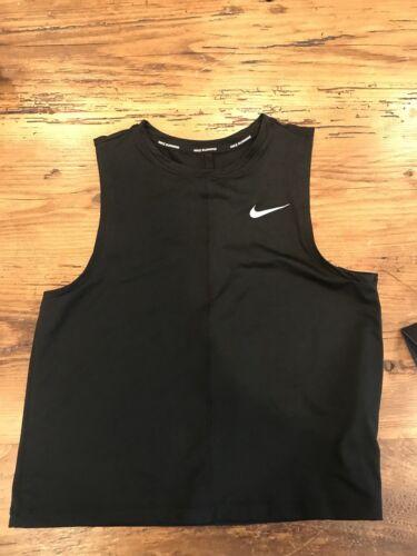 tirantes Negro Nike Running de Dri mujer Tama para peque Fit o Camiseta o q8p5ww