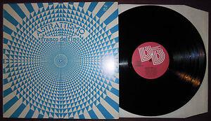 LP FRANCO DELFINO Astrattismo 3 (Bang Bang 85) Italian avant prog library VG+