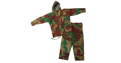 Trouser A0333 1//6 Scale British Windproof Camouflage Smock