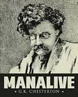 Manalive by G K Chesterton (Paperback / softback, 2015)