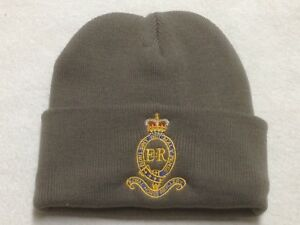 aeb9d2a4648 Royal Horse Artillery - British Army Units - Woolly Turn Up Hat   Beanie ...