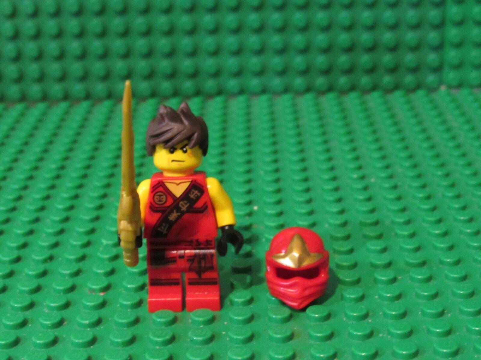 Lego Ninjago Figur Kai Sleeveless 70756 70752 30293
