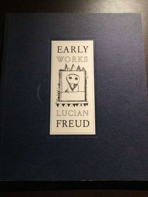 Early Works: Lucian Freud by Calvocoressi, Richard. Paperback. Free Shipping.