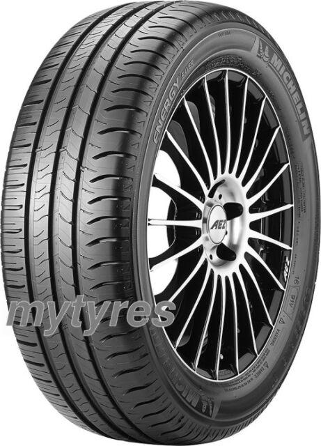 2x SUMMER TYRES Michelin Energy Saver 205/60 R16 92V MO