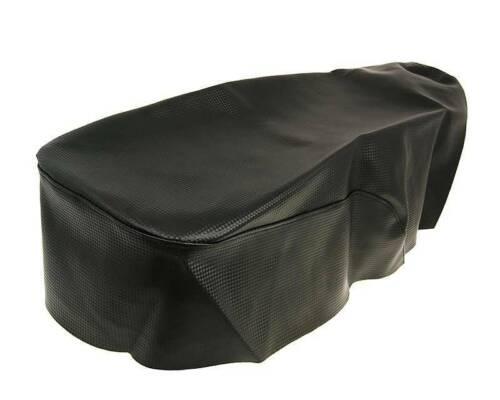 Selle Référence Housse De Siège Carbon-Look-VESPA LX VESPA LX seat cover carbon look for