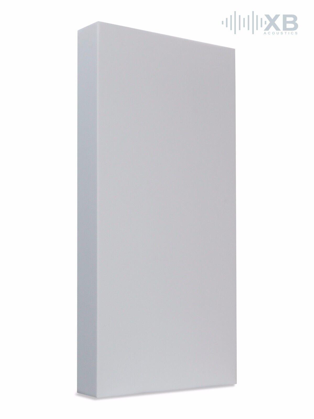 Akustikabsorber Tonstudio (Schallschutz) aus Basotect® 100x50x10cm weiß