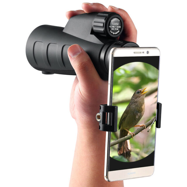 Universal Camera Cell Phone Holder Interface Bracket Adapter Mount for Binocular