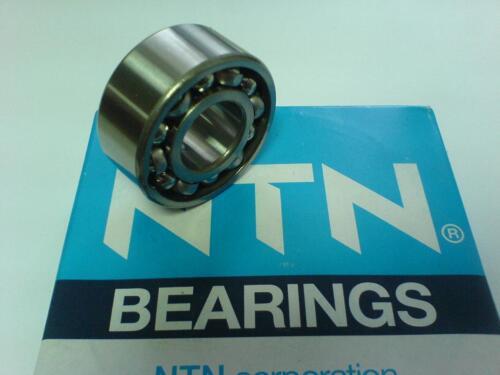 1 NTN Premium Schrägkugellager 3304.ST Stahlkäfig Kugellager 20x52x22,2 mm