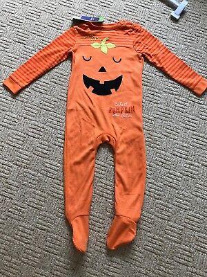 Affidabile Nuovo Abito Halloween Up Cute Zucca Vestito 18-24 Lav Nuovo Con Etichetta Bambino Ragazze Abbigliamento-mostra Il Titolo Originale