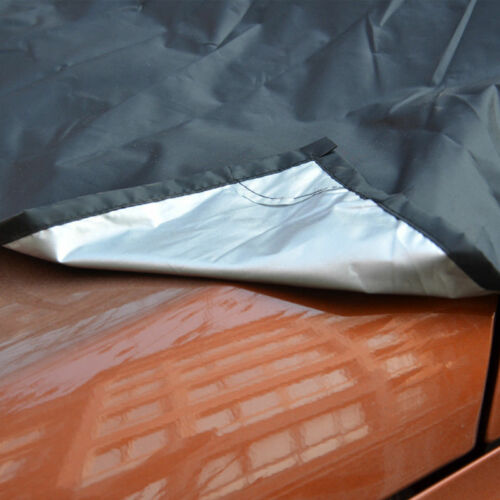 Magnetic Windshield Ice /& Snow Frost Cover Sun Shade Protector~ 2017 Large Black