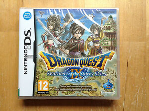 Dragon-Quest-IX-Sentinels-of-The-Starry-Skies-Nintendo-DS-2DS-amp-3DS-NOUVEAU-amp-Sealed