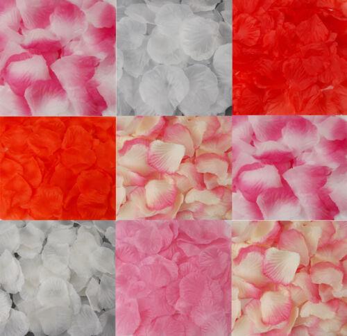 Originalgetreue Rosenblätter 500 1000 Stck Rosen Blüten Blätter Deko Hochzeit
