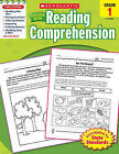 Scholastic Success with Reading Comprehension, Grades 1 by Robin Wolfe (Paperback / softback, 2010)