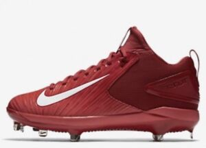 549ec1be7f NIKE Force Mike Trout 3 Pro Metal Baseball Cleats Shoes Varsity Red ...