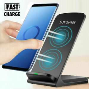Wireless-Qi-Fast-Charger-Stand-Dock-Pad-For-Samsung-Galaxy-iPhone-XS-XR-X-8Plus