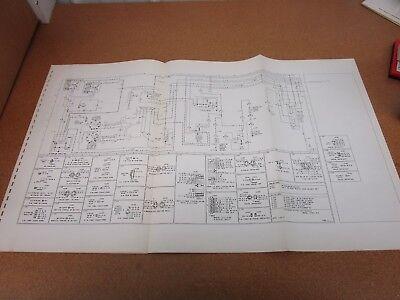 ORIGINAL 1975 Ford Maverick wiring diagram SHEET schematics service manual  | eBayeBay