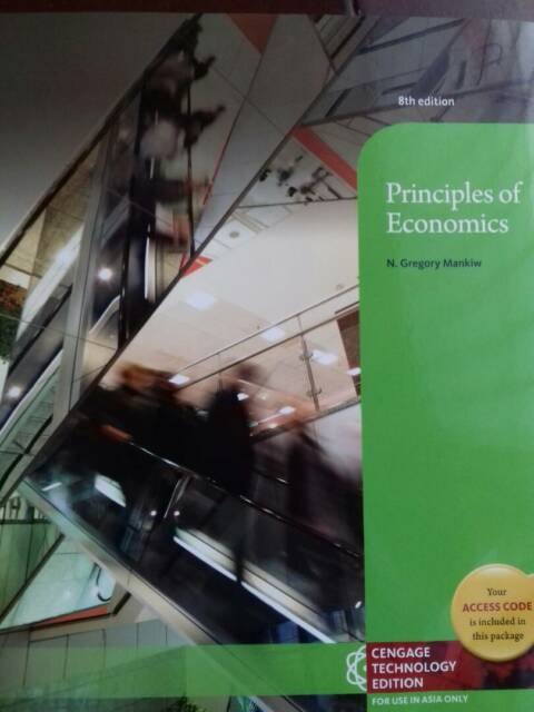Principles Of Economics Mankiw 7th Edition Free Pdf