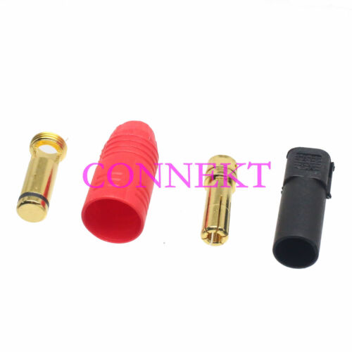 2 Sets AS150 7MM Male /& XT150 6MM Male Battery connector for DJI S1000 S900