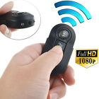 Full HD 1920x1080P Car Key Chain Mini DV IR LED Night Hidden DVR Spy Camera 2016